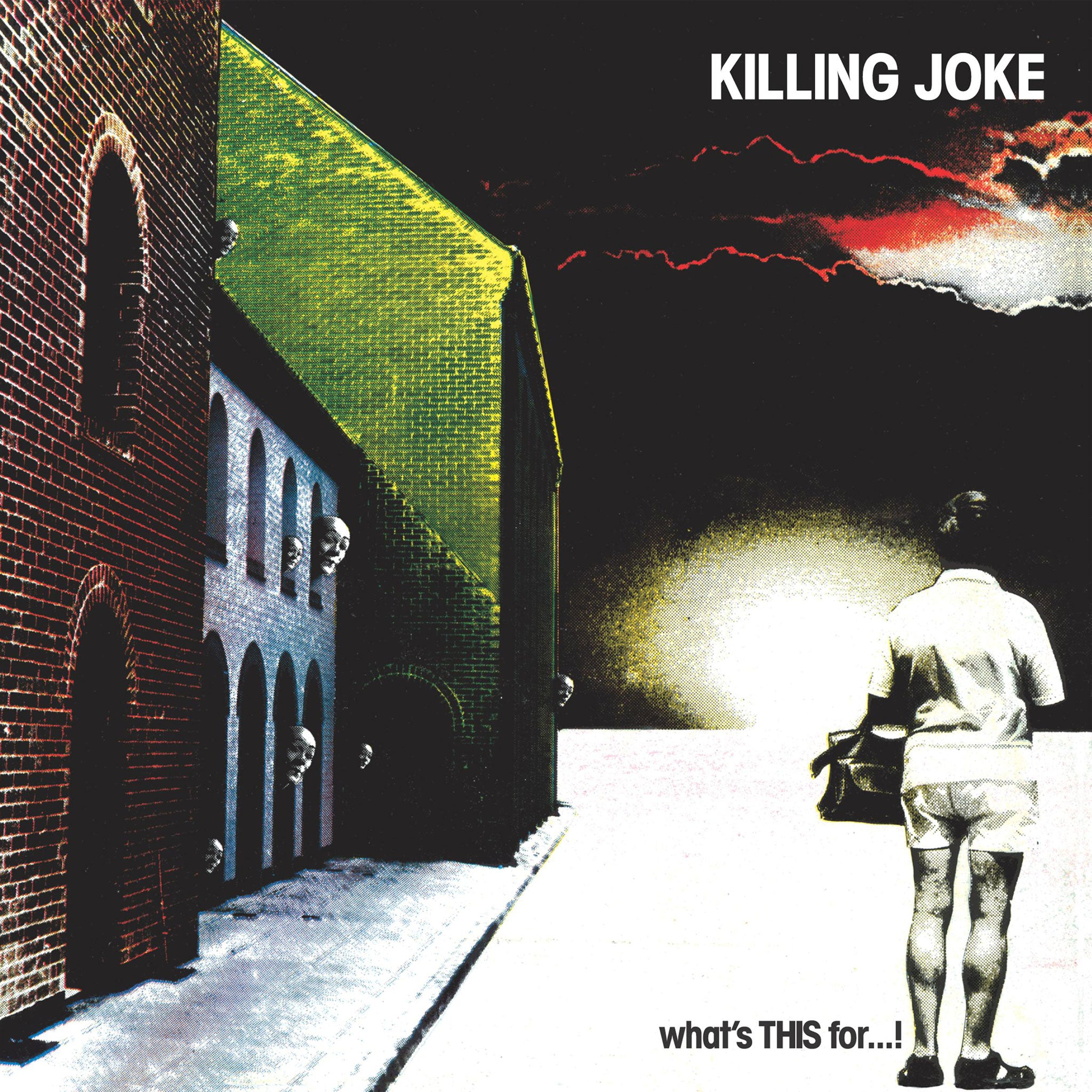 Killing Joke - What's THIS For... (2005 Reissue) (CD)