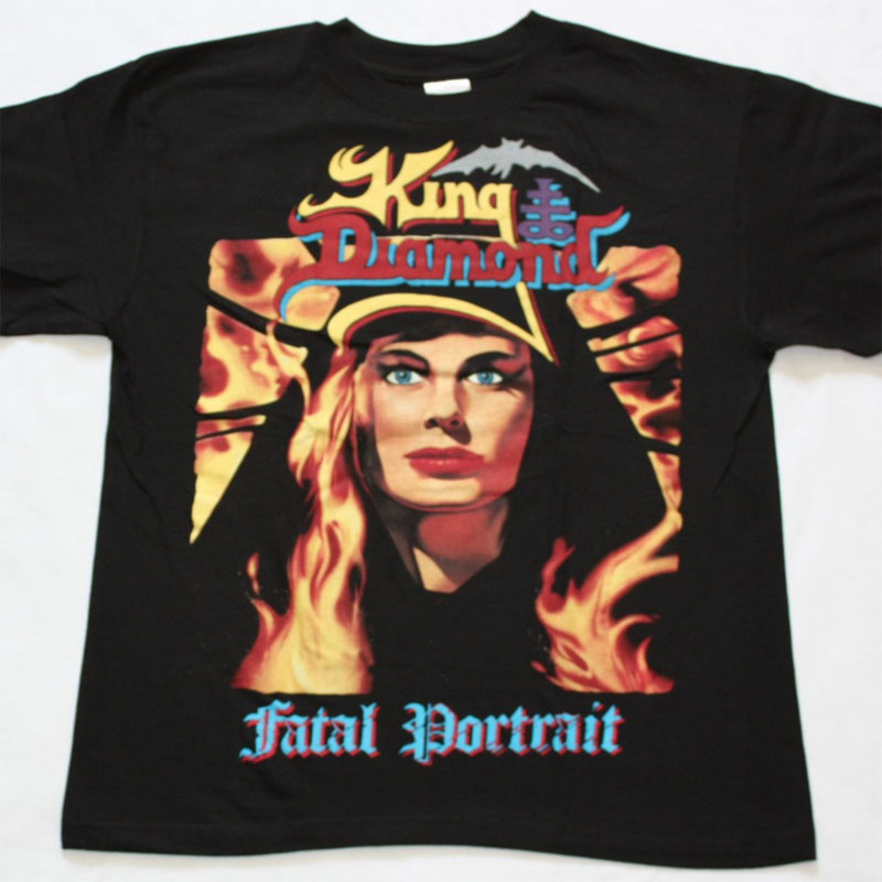 King Diamond - Fatal Portrait (T-Shirt)