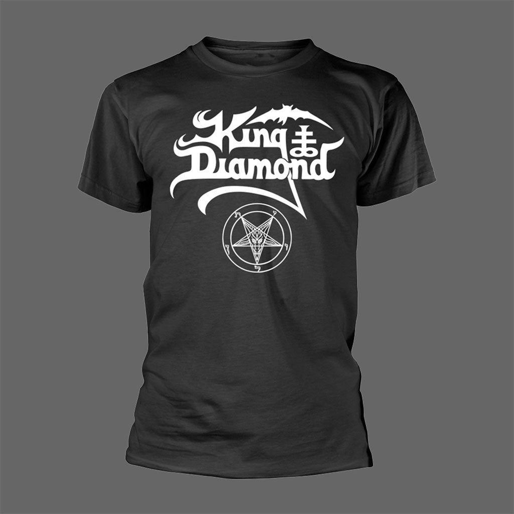 King Diamond - Logo (T-Shirt)