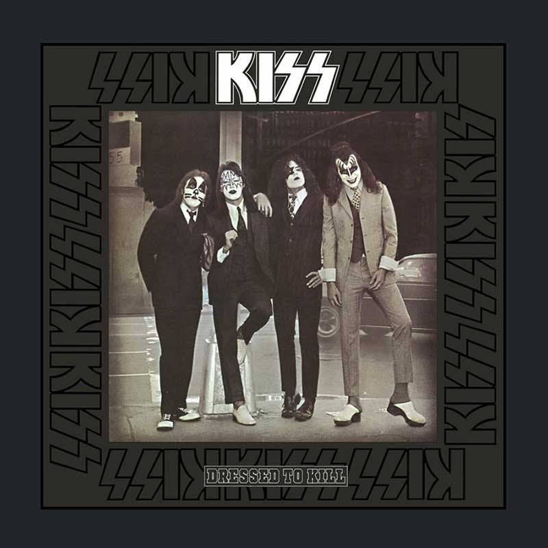 Kiss - Dressed to Kill (CD)