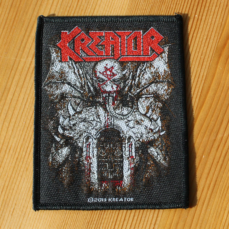 Kreator - Gods of Violence (Woven Patch)