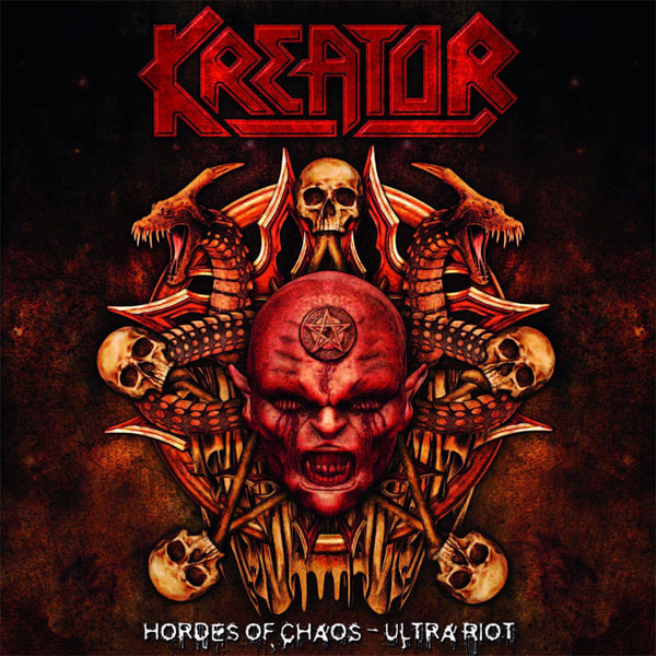 Kreator - Hordes of Chaos (Ultra Riot Edition) (Digipak 2CD)