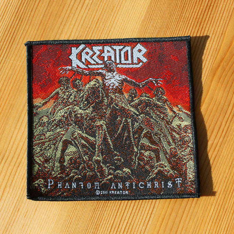Kreator - Phantom Antichrist (Woven Patch)