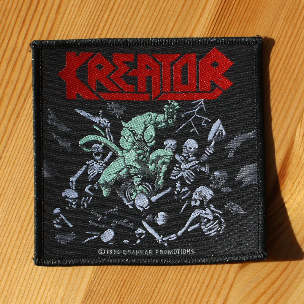 Kreator - Pleasure to Kill (Woven Patch)