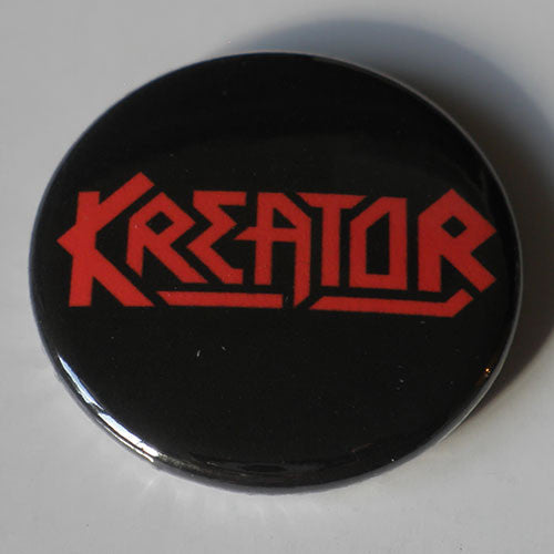 Kreator - Red Logo (Badge)