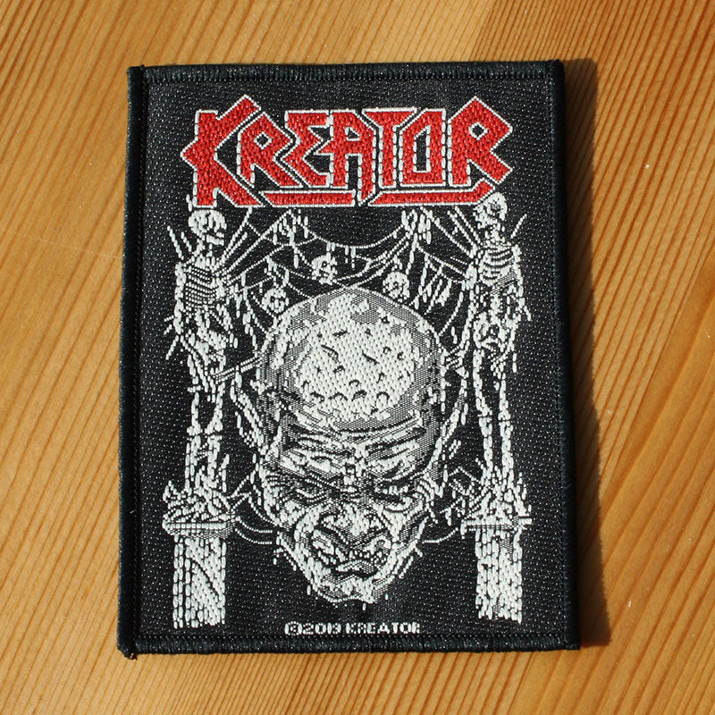 Kreator - Skull & Skeletons (Woven Patch)
