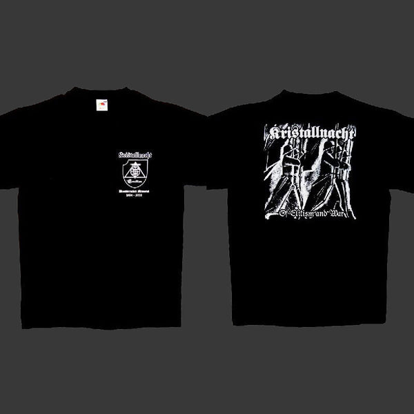 Kristallnacht - Of Elitism and War (T-Shirt)