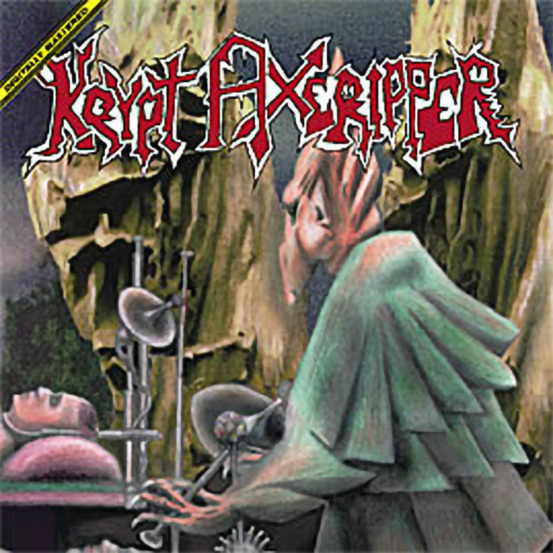 Krypt Axeripper - Mechanical Witch (CD)