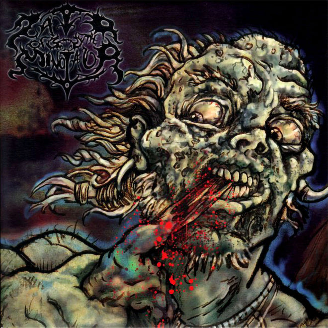 Lair of the Minotaur - Cannibal Massacre (CD)