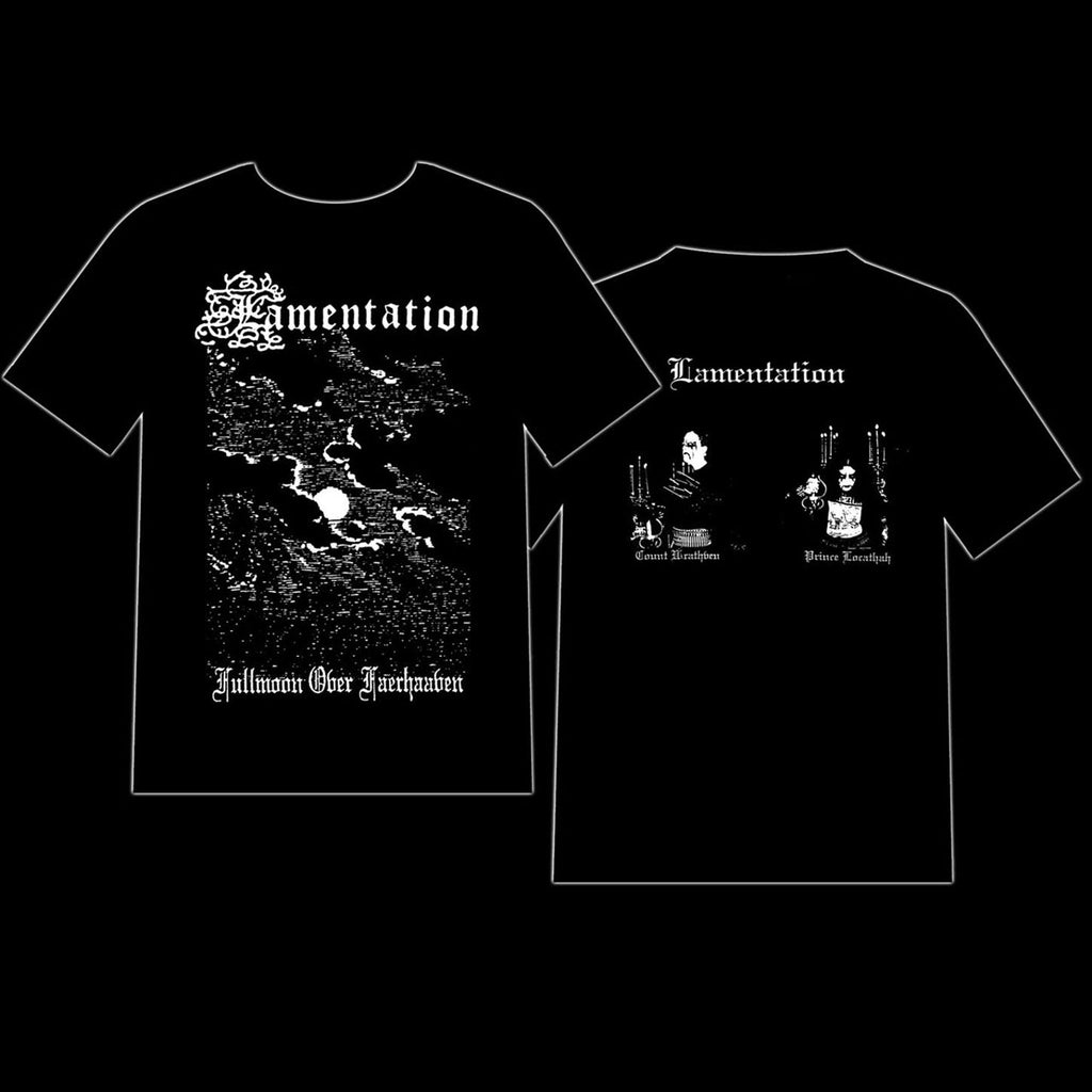 Lamentation - Fullmoon Over Faerhaaven (T-Shirt)