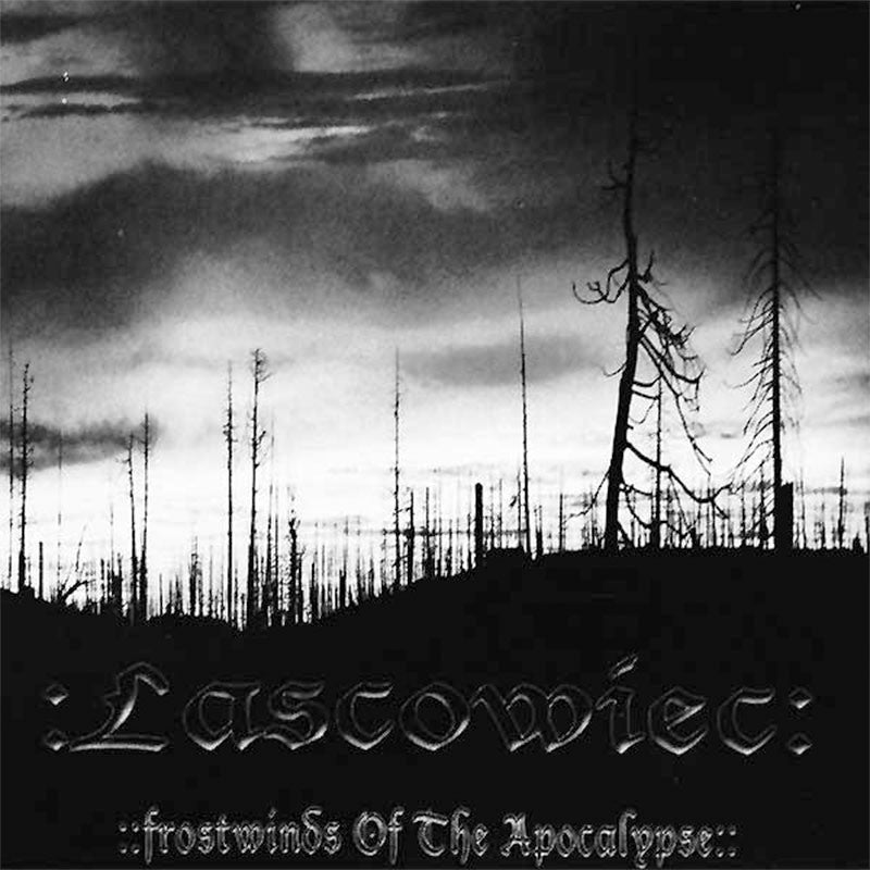 Lascowiec - Frostwinds of the Apocalypse (CD)