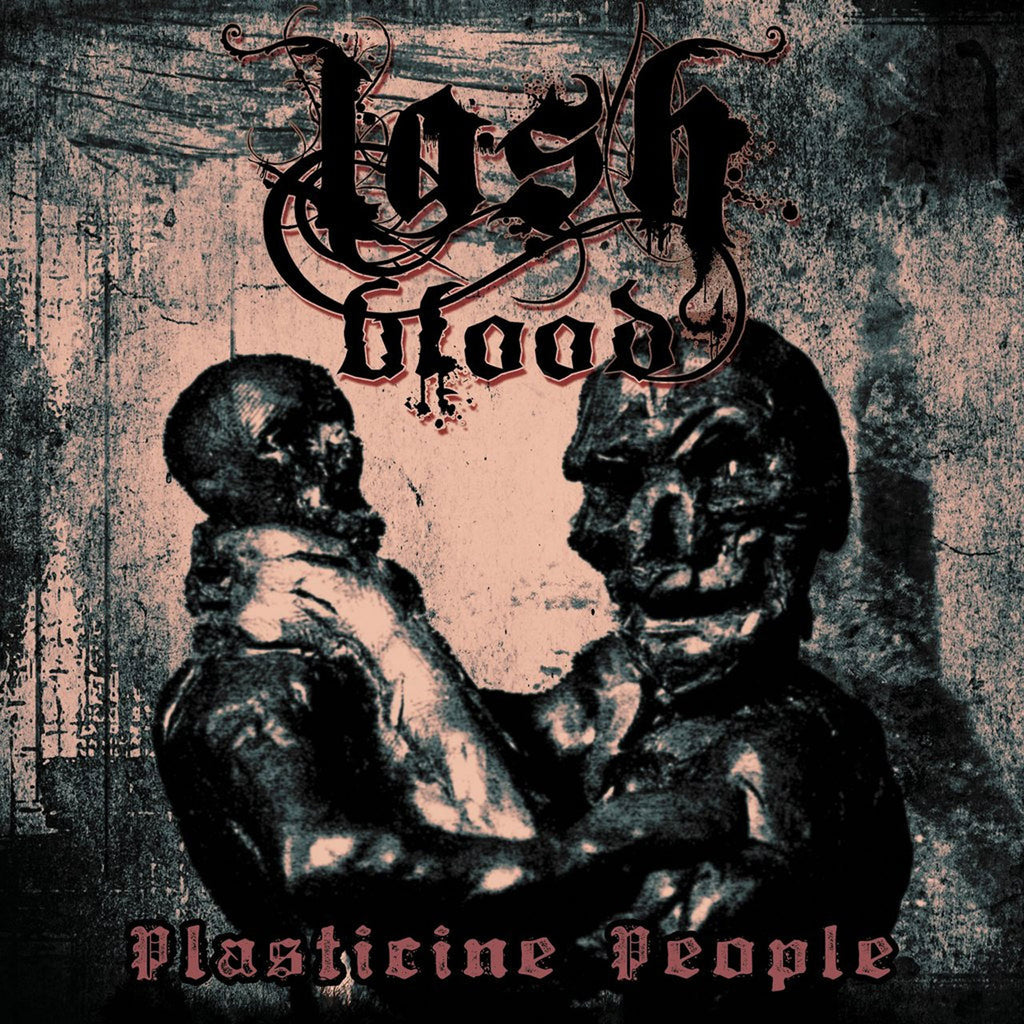 Lashblood - Plasticine People (Digipak CD)