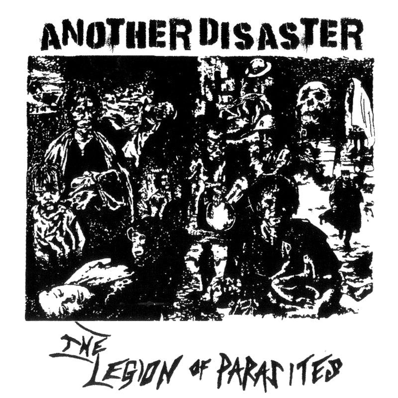 Legion of Parasites - Another Disaster (CD)
