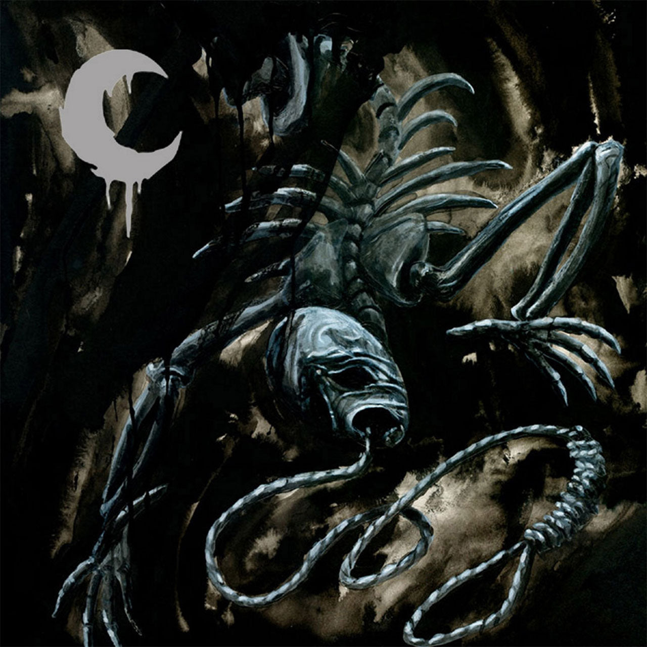 Leviathan - A Silhouette in Splinters (2016 Reissue) (Digipak CD)