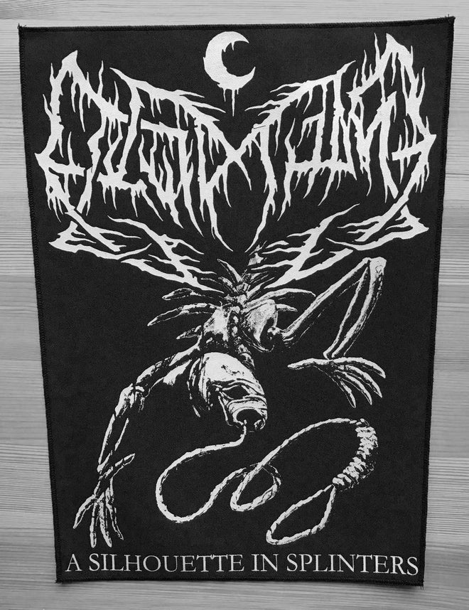 Leviathan - A Silhouette in Splinters (Backpatch)