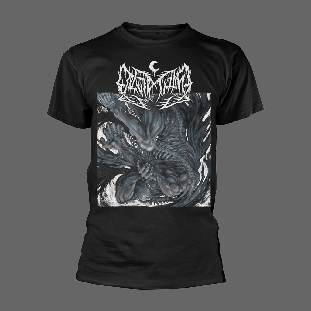 Leviathan - Massive Conspiracy Against All Life Cover (T-Shirt)