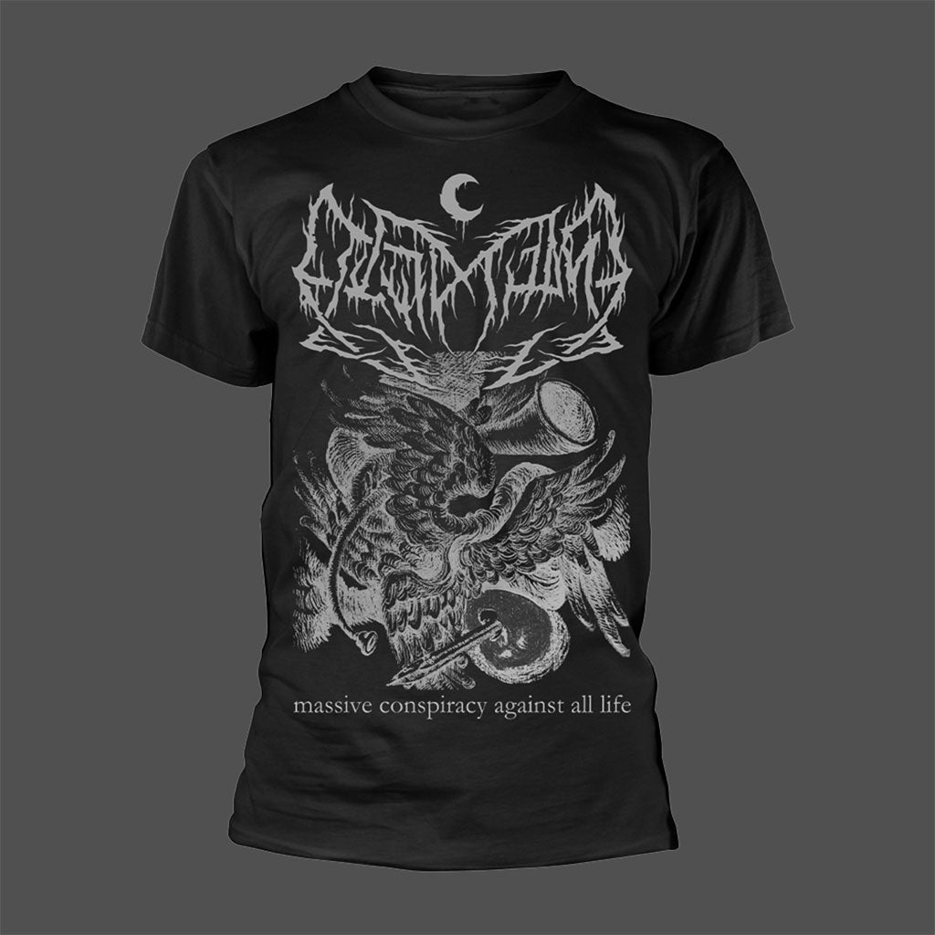 Leviathan - Massive Conspiracy Against All Life Seraph (T-Shirt)