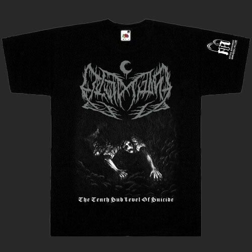 Leviathan - The Tenth Sub Level of Suicide (T-Shirt)
