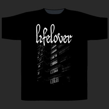Lifelover - Logo / Tower Block (T-Shirt)