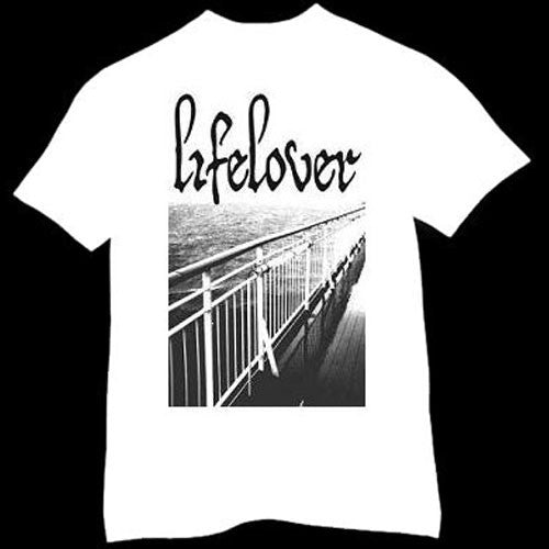 Lifelover - Pulver (White) (T-Shirt)