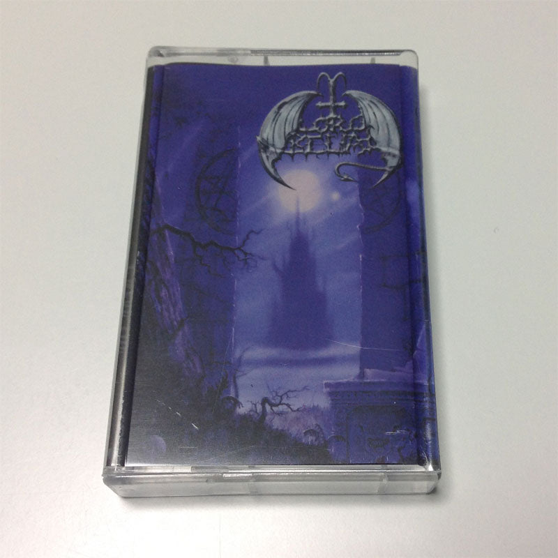 Lord Belial - Enter the Moonlight Gate (2016 Reissue) (Cassette)