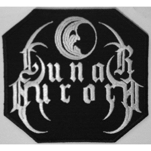 Lunar Aurora - Logo (Embroidered Patch)