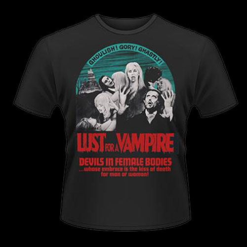 Lust for a Vampire (1971) (T-Shirt)