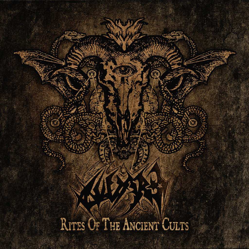 Luvart - Rites of the Ancient Cults (CD)