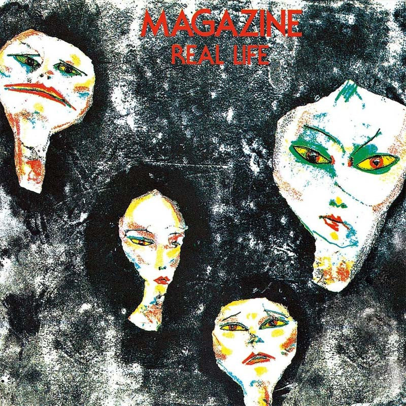 Magazine - Real Life (CD)