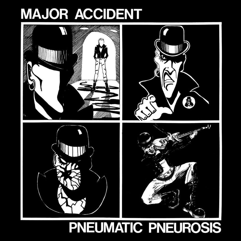 Major Accident - Pneumatic Pneurosis (2016 Reissue) (CD)