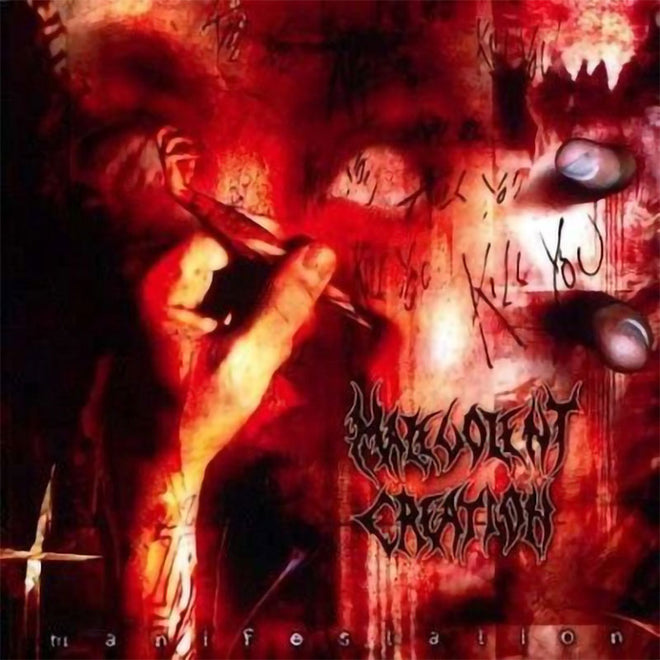Malevolent Creation - Manifestation (2008 Reissue) (Digipak CD)