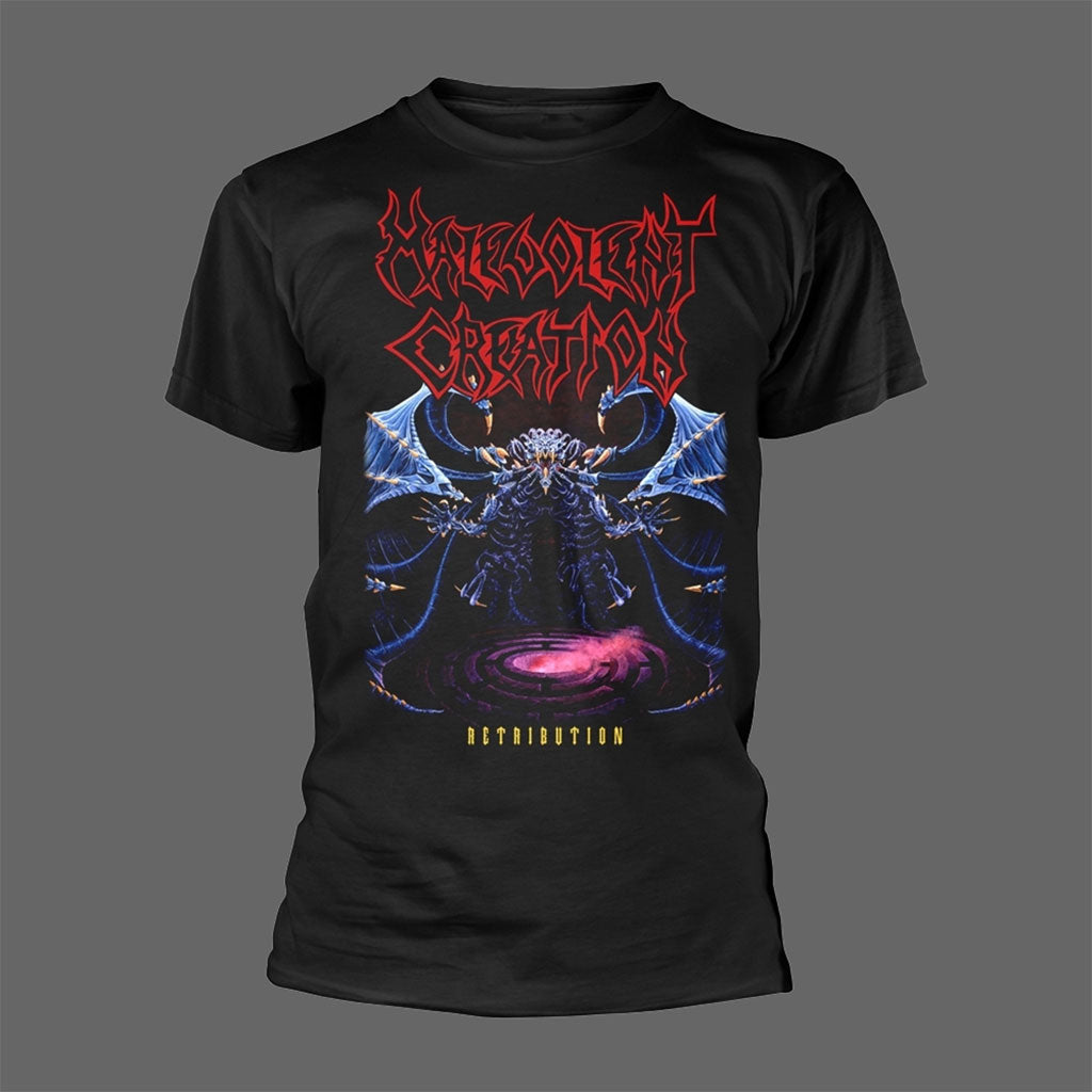 Malevolent Creation - Retribution (T-Shirt)