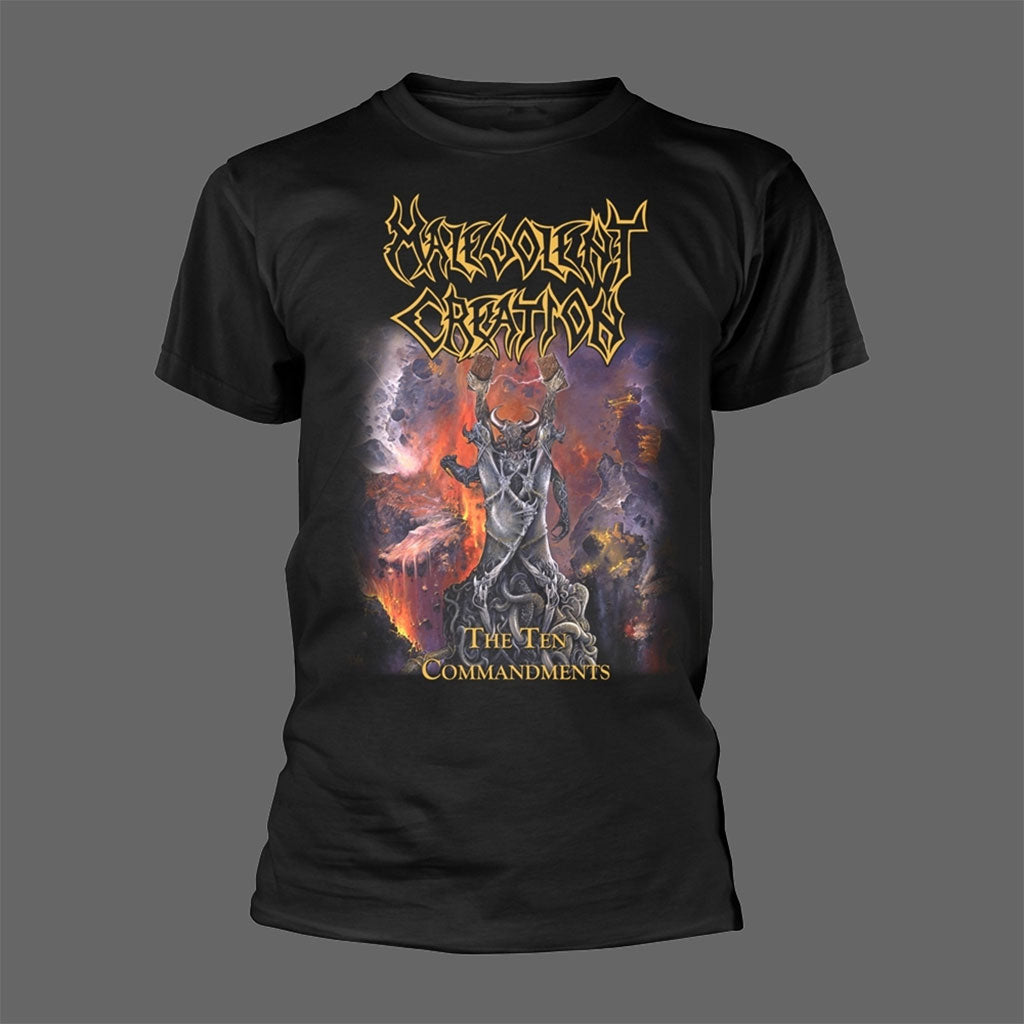 Malevolent Creation - The Ten Commandments (T-Shirt)