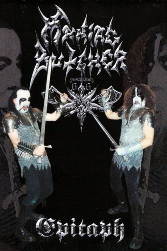 Maniac Butcher - Epitaph: The Final Onslaught of Maniac Butcher (Cassette)