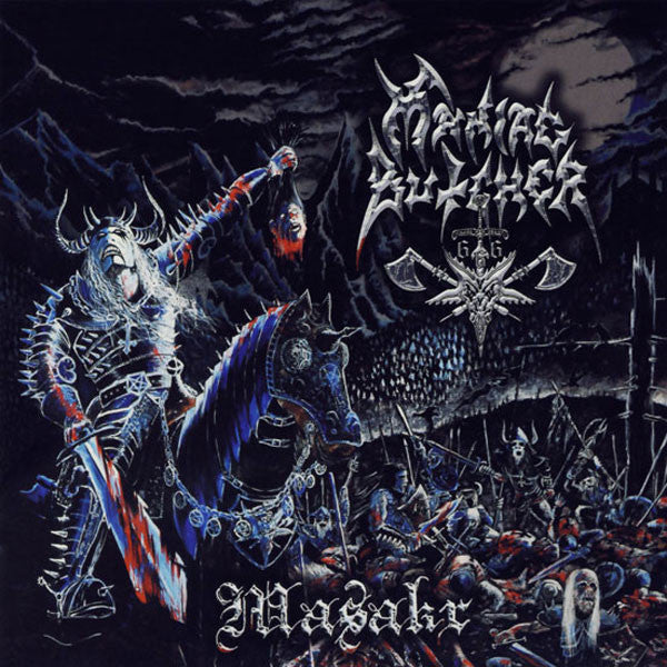 Maniac Butcher - Masakr (CD)