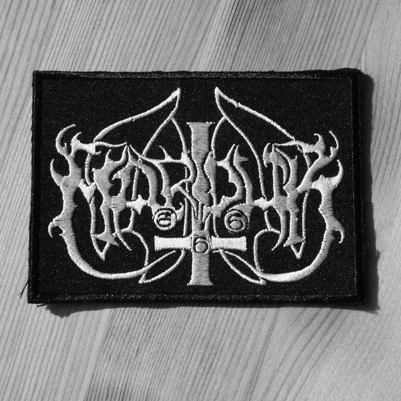 Marduk - Logo (Embroidered Patch)
