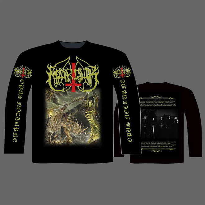 Marduk - Opus Nocturne (Long Sleeve T-Shirt)