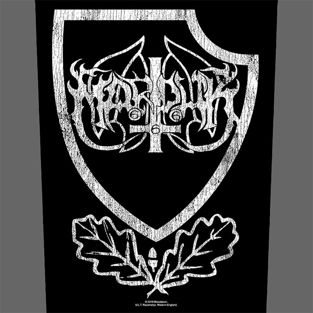 Marduk - Panzer Crest (Backpatch)