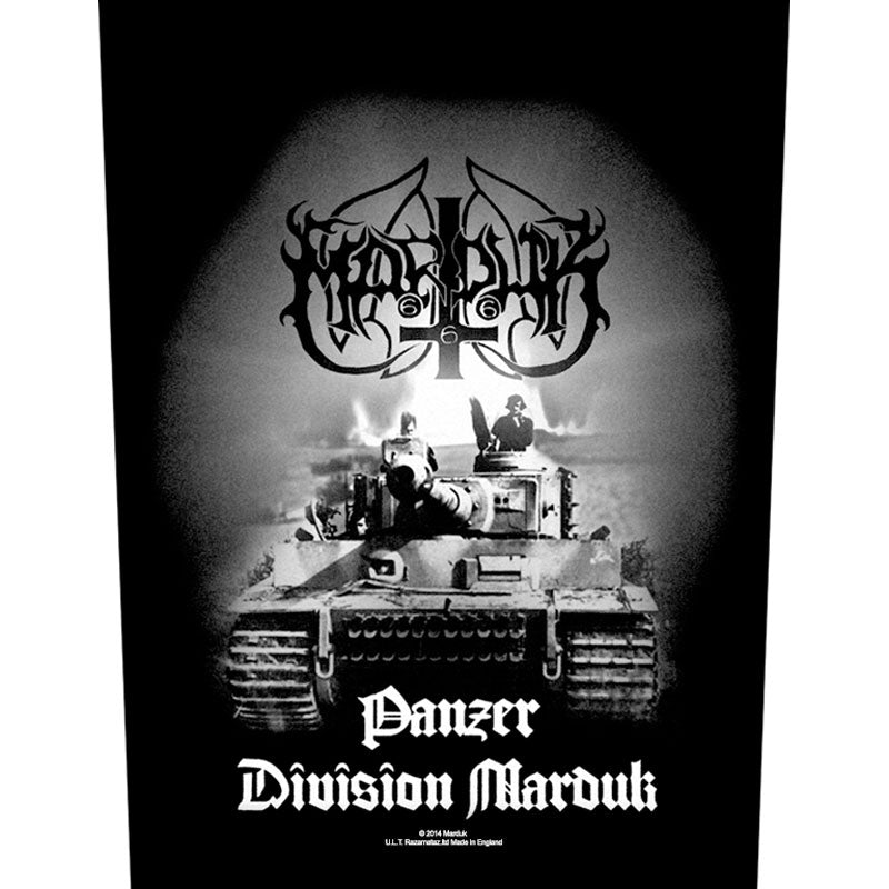 Marduk - Panzer Division Marduk (Backpatch)