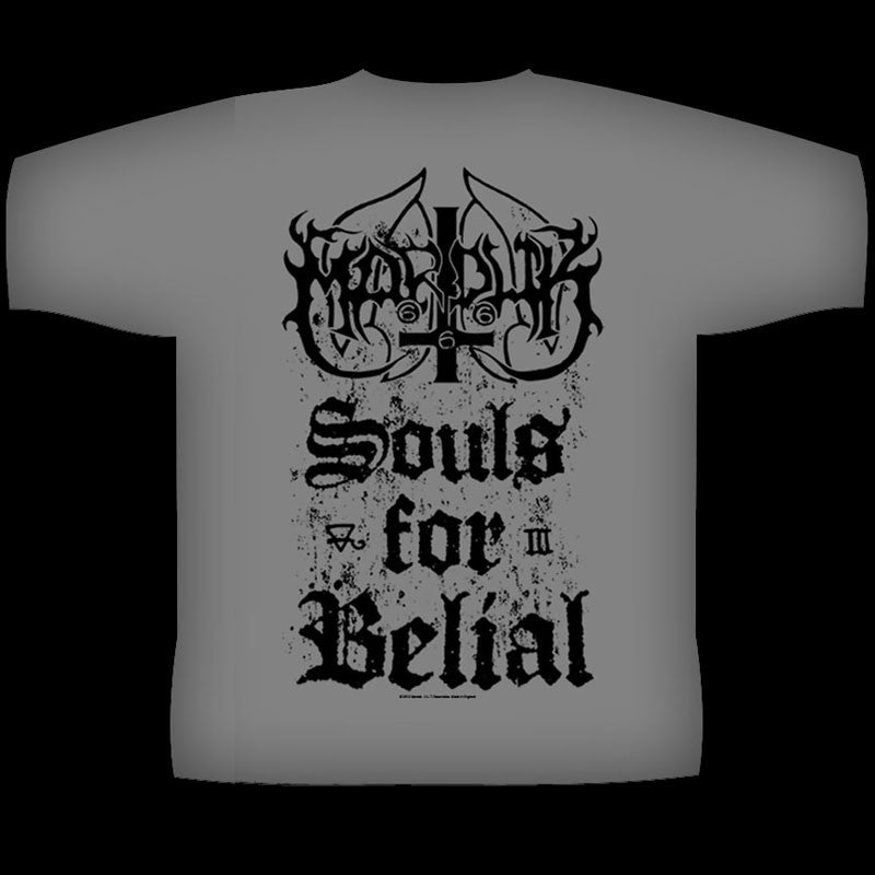 Marduk - Souls for Belial (T-Shirt)