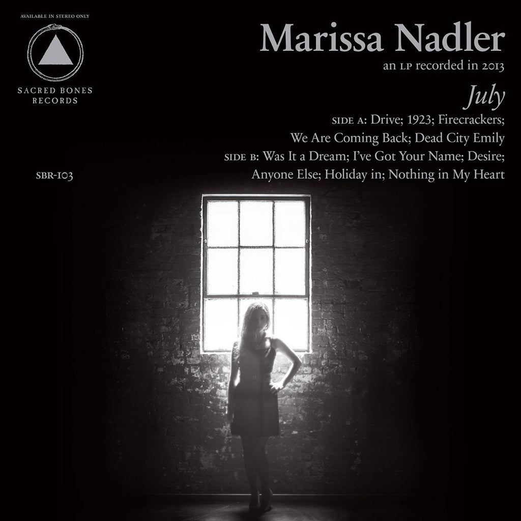 Marissa Nadler - July (CD)
