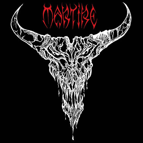 Martire - Brutal Legions of the Apocalypse (CD)