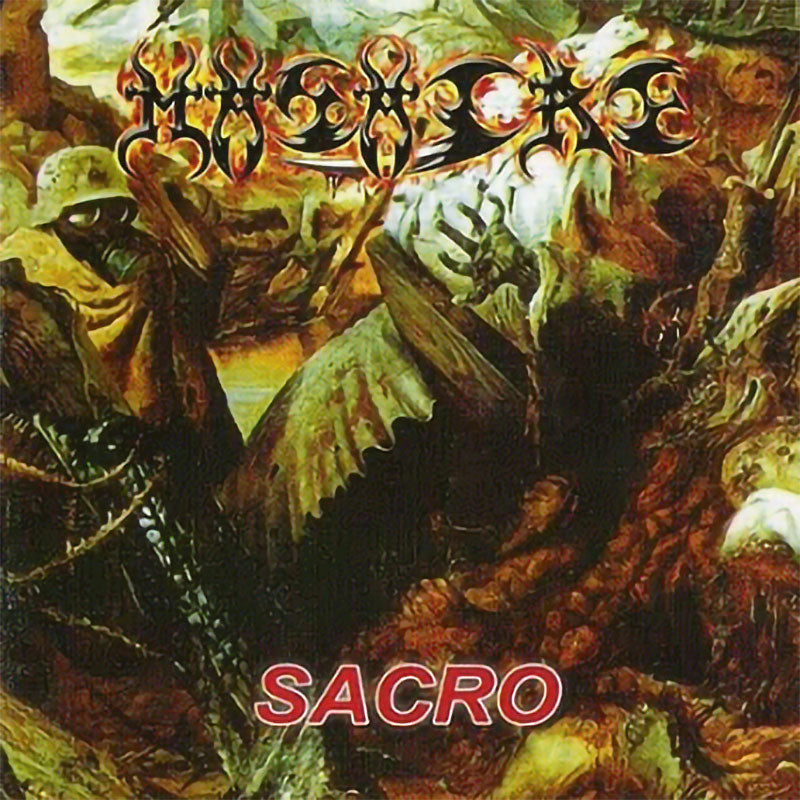 Masacre - Sacro (2005 Reissue) (CD)