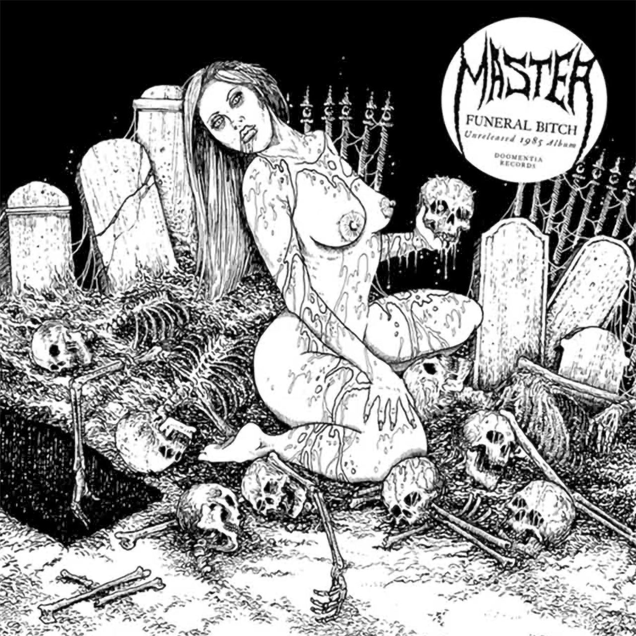 Master - Funeral Bitch (Unreleased 1985 Album) (CD)