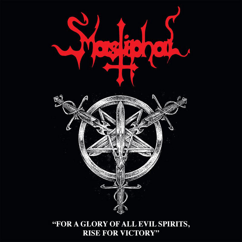 Mastiphal - For a Glory of all Evil Spirits Rise for Victory (2015 Reissue) (CD)