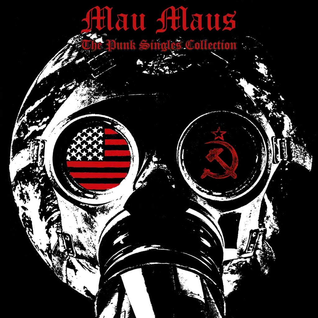 Mau Maus - The Punk Singles Collection (2016 Reissue) (CD)