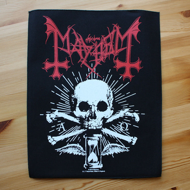 Mayhem - Alpha Omega Daemon (Backpatch)