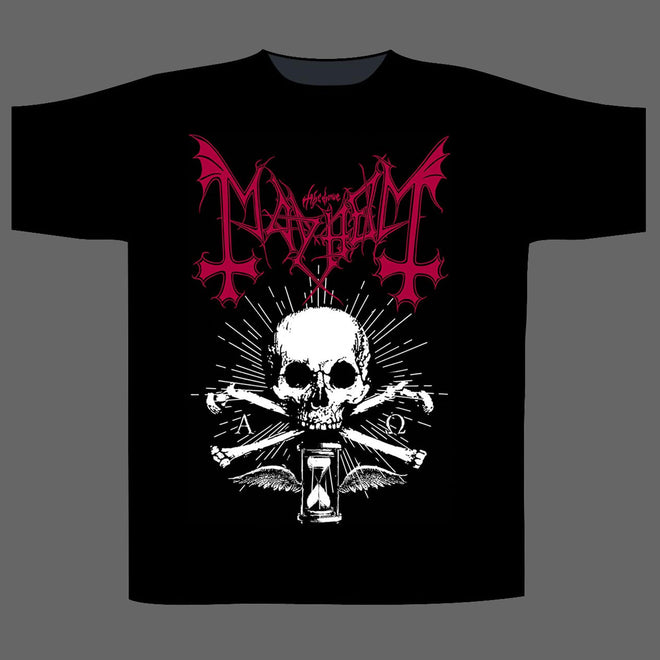 Mayhem - Alpha Omega Daemon (T-Shirt)