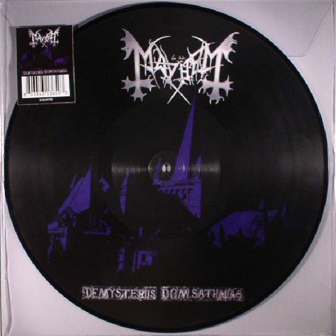 Mayhem - De Mysteriis Dom Sathanas (Record Store Day 2017) (Picture Disc LP)