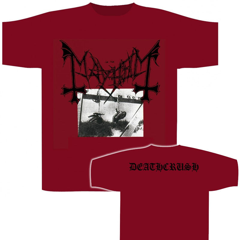 Mayhem - Deathcrush (T-Shirt)